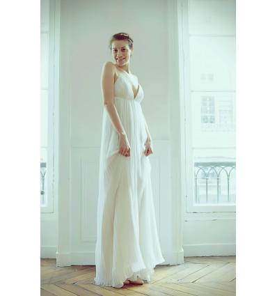 Accueil Robe de mariée - Dephine Manivet - Alan blanche