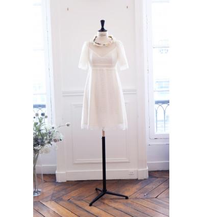 Accueil L'Amusée - robe courte - L'Elégante