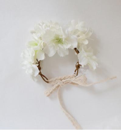 Accueil English Garden - Bracelet de mariée Tania
