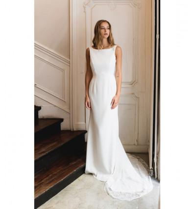 Accueil Robe de mariée Blanche - Harpe