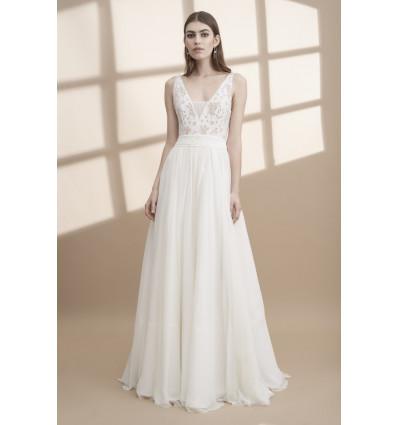 Robes de mariée longues Robe HOPE - Rembo Styling