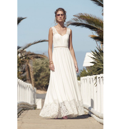 Robes de mariée longues Rembo Styling - Good Vibes
