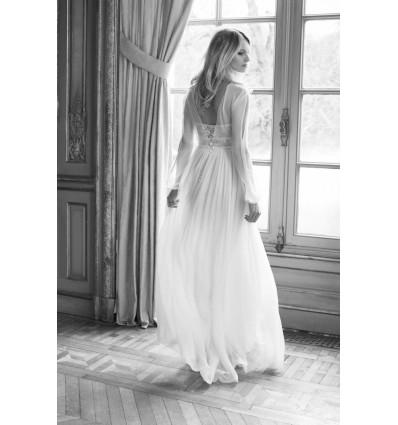 Robes de mariée longues Margaux Tardits - N'oublie Jamais