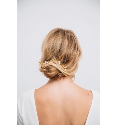 Maison Guillemette - Pics à cheveux Riviera & Gold