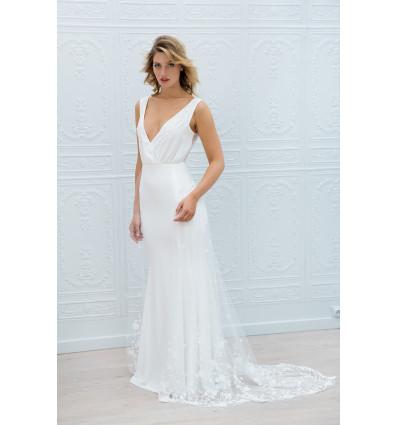 Robe de mariée Rhode Island - Marie Laporte