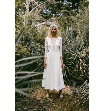 Robe longue Capri - Anna Dautry