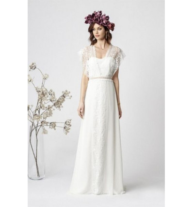 Robe longue Brideberry - Rembo Styling