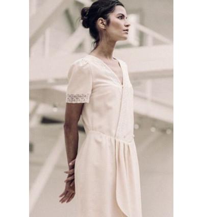 Robe courte Colette - Laure de Sagazan