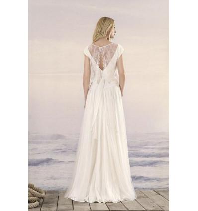Robes de mariée longues Robe ENVIE - Rembo Styling