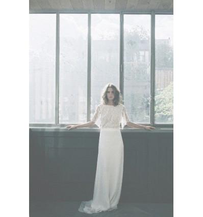 Robe longue Glimpse - Donatelle Godart
