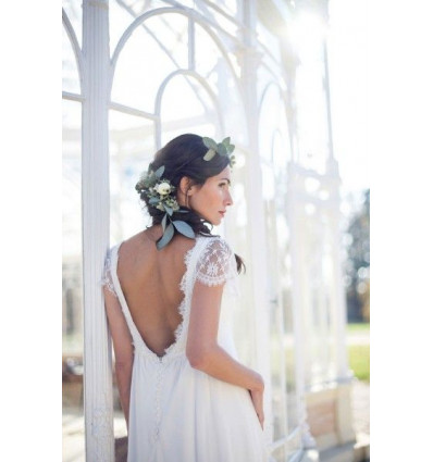 Robe longue Perrine - Elise Martimort