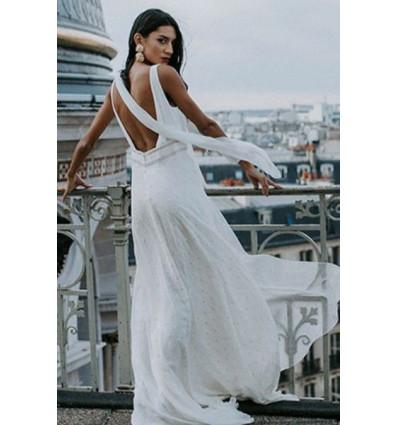 Robe longue Héléa - Elise Martimort