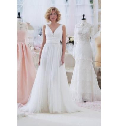 robe longue Axelle - Atelier Emelia