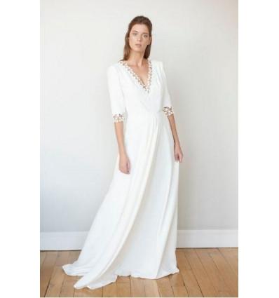 Robe longue Vassili - Maison Floret