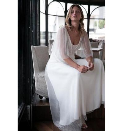 Robe longue Hilda - Amarildine