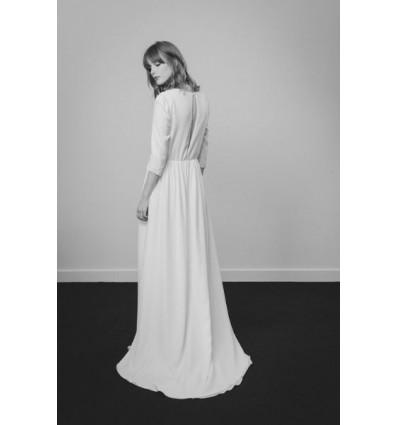 Robe longue Claire de Lune - Donatelle Godart