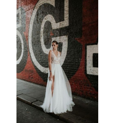 Robe de mariée Shoreditch - Manon Gontero