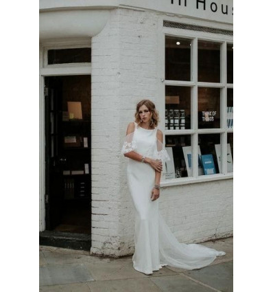 Robe de mariée Hackney - Manon Gontero