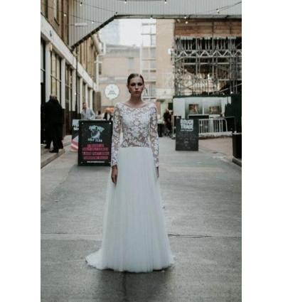 Robe de mariée Chapel - Manon Gontero