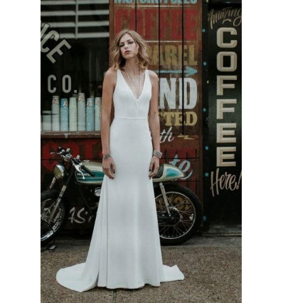 Robe de mariée Camden - Manon Gontero