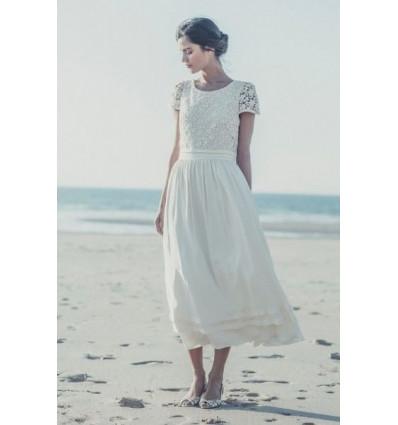 Jupe de mariée Sand - Laure de Sagazan