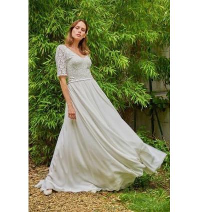 Robe de mariée Curtis - Maison Floret
