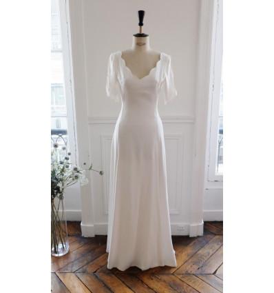 Accueil Robe de mariée - Constance Fournier