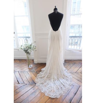 Robe de mariée - Rue de Seine - Zara