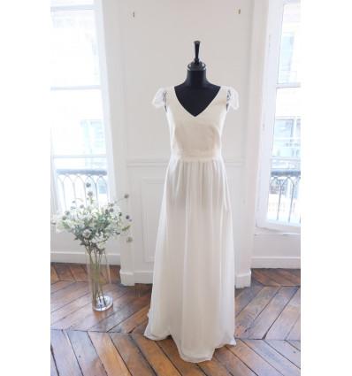 Robe de mariée - Collection capsule - Faustine