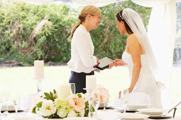 Combien coute un wedding planner?