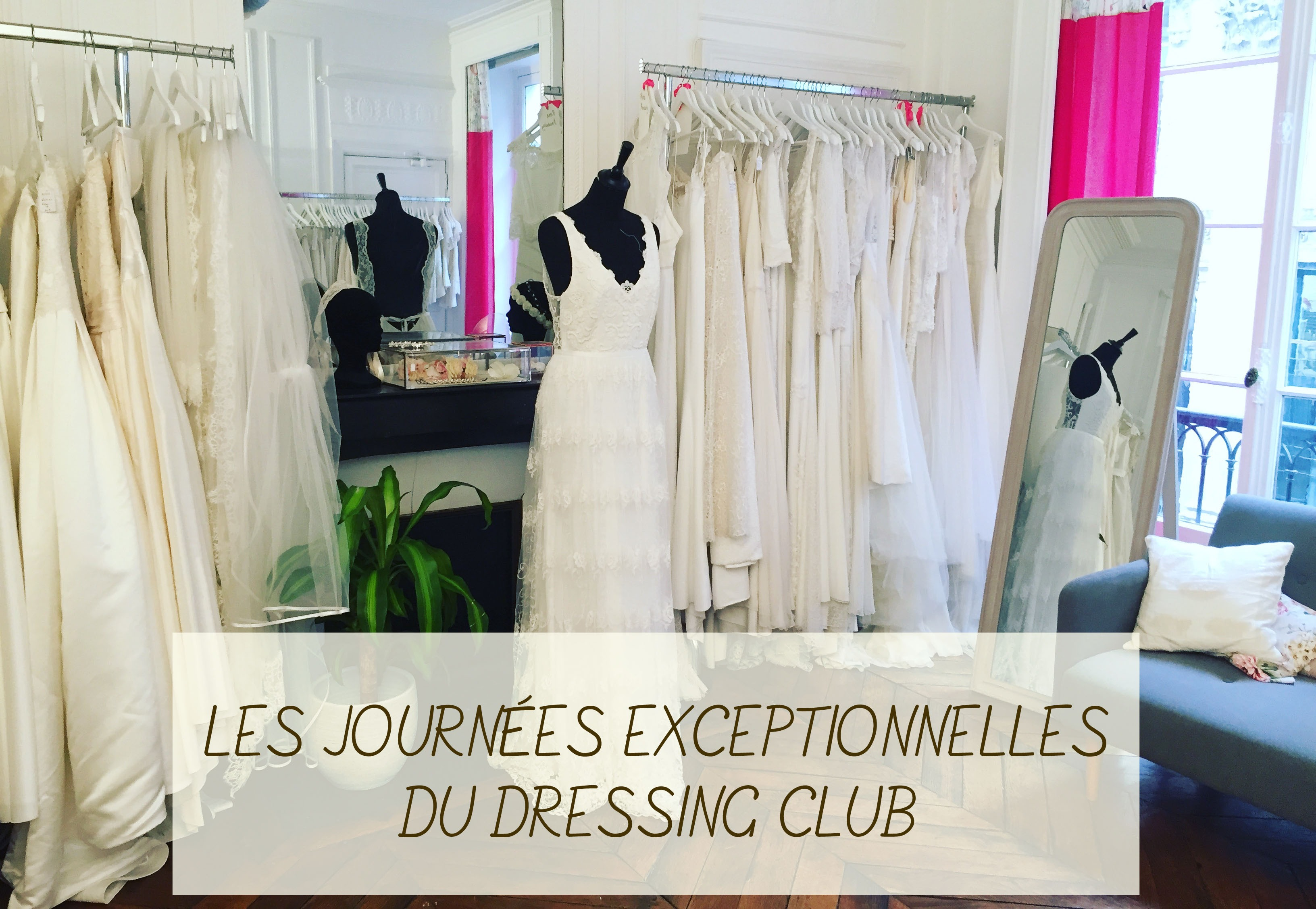 Le Dressing Club & Ventes Privées Paris