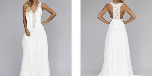 Dépôt-vente robe de mariée Paris et Lyon - Rime Arodaky - Caplan ...