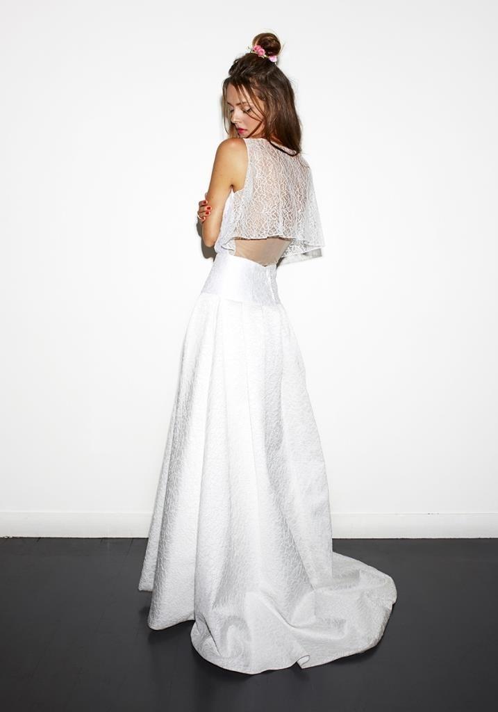 Dépôt-vente robe de mariée Paris et Lyon - Rime Arodaky - Dawson ...
